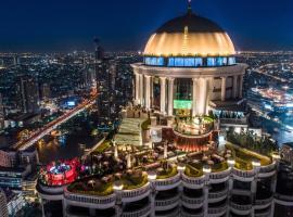 Tower Club At lebua, Бангкок