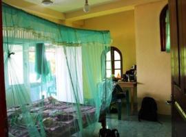 Family Room with Garden View - Villa Sea View, Mirissa South