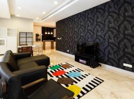 Luxurious 5-star Residence in Bukit Bintang, Kuala Lumpur