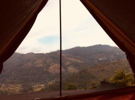 camping spirit, Kobbewehera