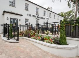 The Old Borough Hotel - Wetherspoon, Swords