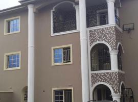Ken's Selfservice Apartment, Oshodi