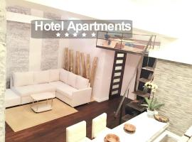Living.md Central Park Apartments, Chişinău