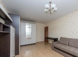 Apartment on Krasnogorskiy Bulvar, Krasnogorsk