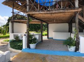 Sea Front Mafia Lodge, Utende