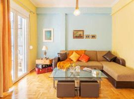 Stylish apt in Athens • 2 mins from Viktoria sq., Atenas