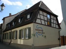 Ferienhaus Mainschleife, Volkach