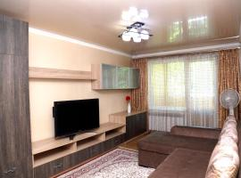 Apartment on Satpaev 111A, Almaty