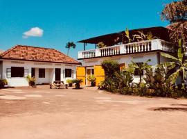 ICU Guesthouse, Kampala