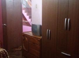 La casa de Juanita, Lima