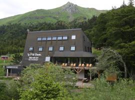 Gîte Hotel l'Ecir -Le P'tit Cham, Le Mont-Dore