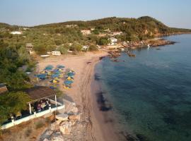 Astris Beach, Astrís