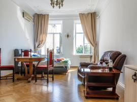 Four Rooms on Nevsky, San Petersburgo