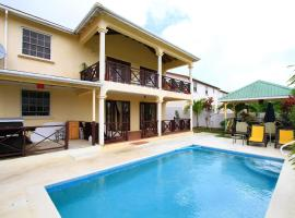 Sungold House Barbados, Saint Peter