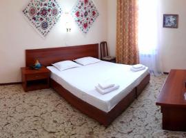 Hotel Shams, Buxoro