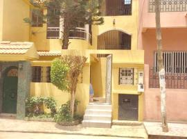 Chez-Mère-Tourè, Dakar