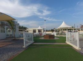 Dhelal Resort, Ḩalbān