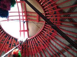 Yurt camp Shatyly, Tuura-Suu