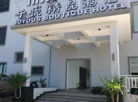 Joyous Boutique Hotel, Sihanoukville