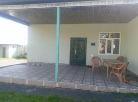 Villa on Gabaland, Gabala