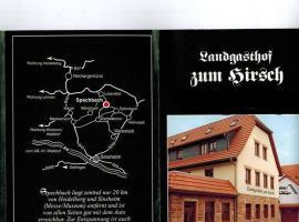 Landgasthof zum Hirsch