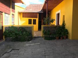 Casa Sebastian, Quetzaltenango