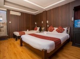 Traveler's Holiday Inn, Kathmandu