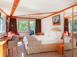 Hotel Beau Rivage, Zermatt