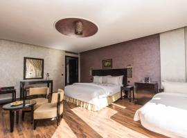 Hotel Almas, Marrakech