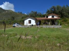 Casita de campo Huaraz, Yungar