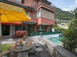 Casa Maxima, Lugano