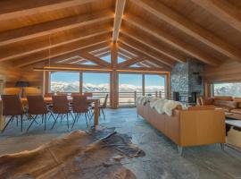Oak Tree Chalet - on the ski slope - luxury!, Nendaz