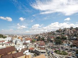 Tamboho Suites, Antananarywa
