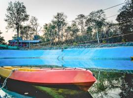 Tent stay in Dandeli, by GuestHouser 23113, Dandeli