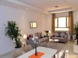 Code Furnished Apartment (Oasis 2), Kuwait