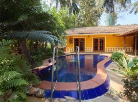 3-BR villa in Arpora, Goa, by GuestHouser 2027, Arpora