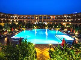 Hotel Riad Ennakhil & SPA, Marrakech