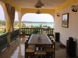 Damole Guest House, São Tomé