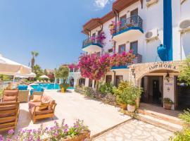 Amphora Hotel, Kaş