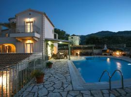 Villa Mylos, Kassiópi