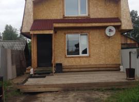 Country House on Valyavkina 33, Arkhangelsk