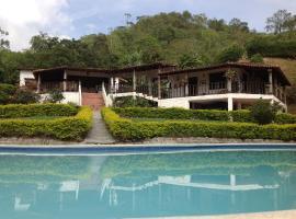 Casa La Ibanasca, Ibagué