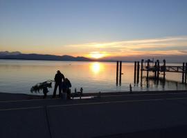 Ferienwohnung am Kaiserstrand, Lochau bei Bregenz