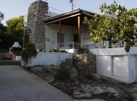 Villa Narkissos, Spétses