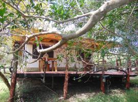 Olumara Tented Camp, Aitong