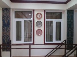 Abu Shakheen Guesthouse, Бухара