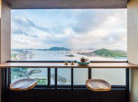 Dayu Jianhai Seaview Apartment, 舟山