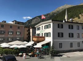 Hotel Spöl, Zernez