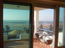 Appartement 100M² Avec Terrasse 200M² Privée Vue Sur Mer, Oualidia