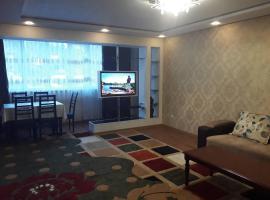 Alinur Mini Hotel, Khorog